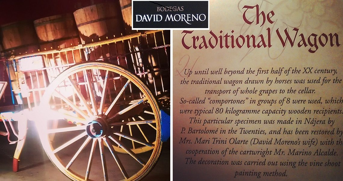 The History At Bodegas David Moreno Came4wine Your Wine Travel Guide
